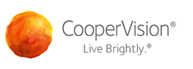 Cooper Vision contact lenses at Louise Sloan Opticians, Horsham.