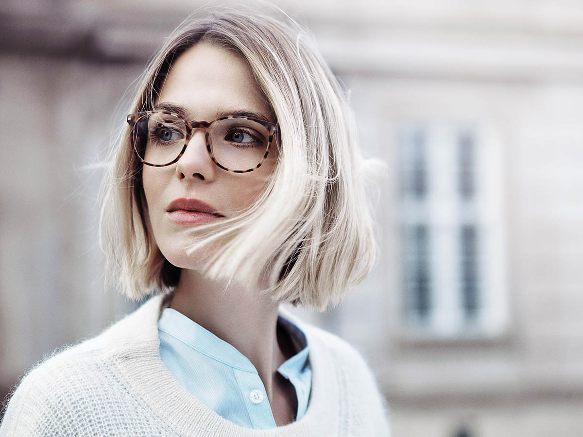 Horsham Opticians - Ladies Glasses, Frames & Lenses at Louise Sloan Opticians