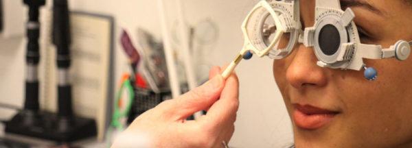 Children's eye tests at Louise Sloan Opticians, Horsham