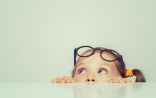 Horsham Opticians caring for children's eyes. Children's frames and lenses at Louise Sloan Opticians.