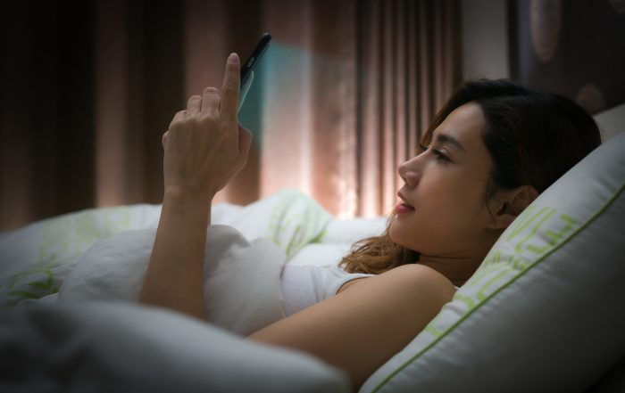 Do you worry about the effects of too much screen time on your eyes?