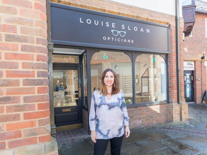 Louise Sloan